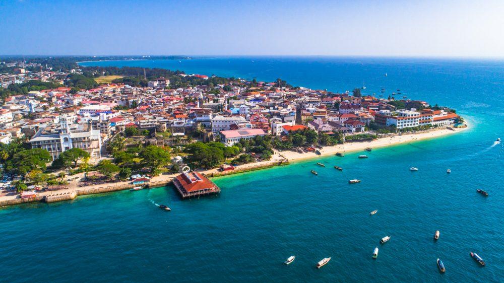 Stone Town op Zanzibar
