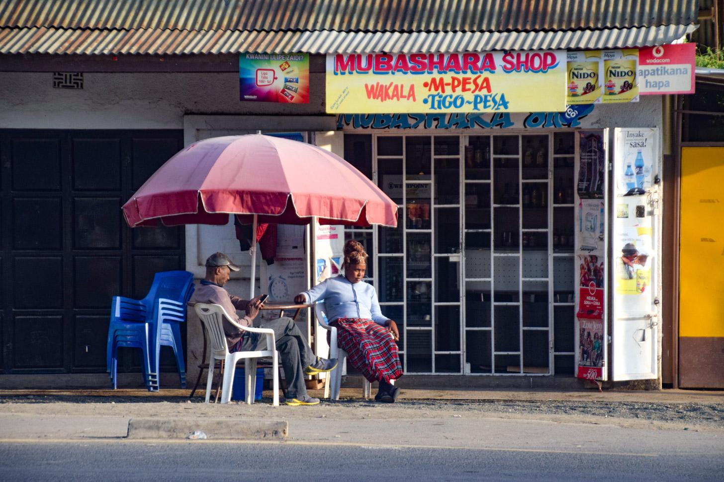 De economie van Tanzania