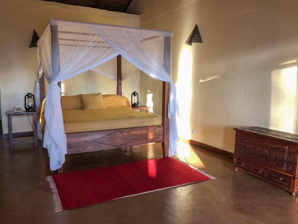 accommodatie in Tanzania